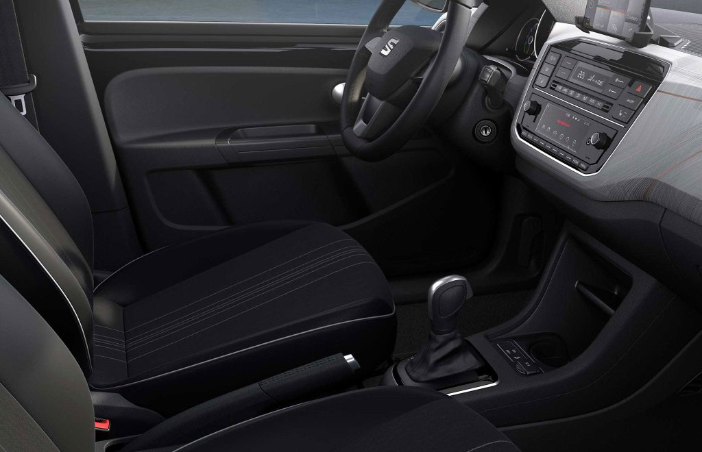 SEAT Mii Electric - Front seats